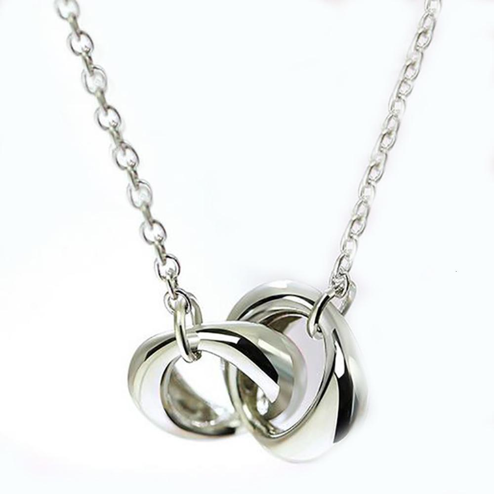 HBP fashion luxury Korean version new simple clasp pendant cross with generous temperament and popular clavicle chain