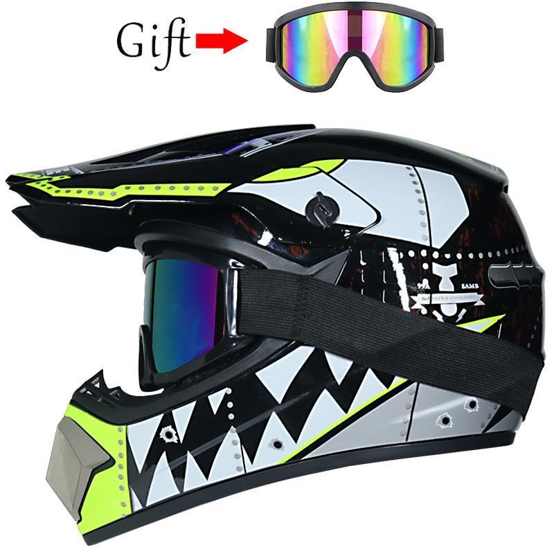 Motorcycle Helmet Children Off-road Helmet Bike Downhill AM DH Cross Capacete Motocross Casco Moto Kick Scooter Electric
