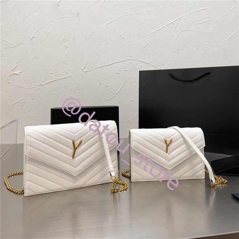حقيبة يد نسائية مصممي الفموي أكياس crossbody الأزياء كاميرا سلسلة الكتف حقيبة المرأة مصمم حقائب 2 حجم المحفظة المحافظ اليد