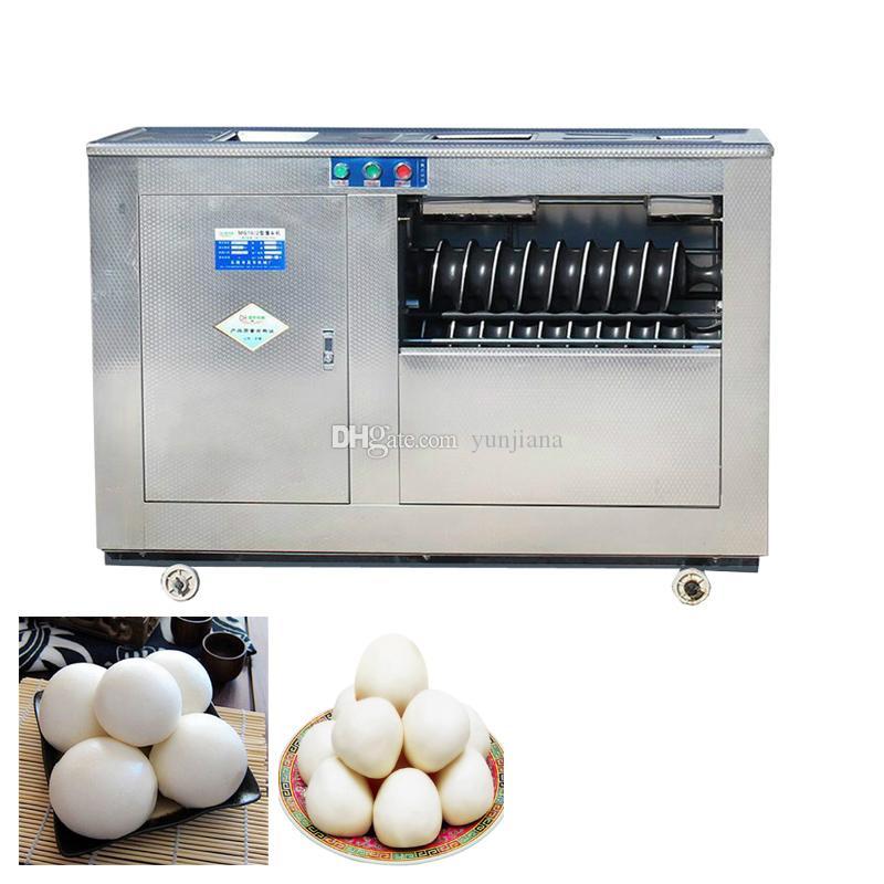 Pain à la vapeur automatique Formant la machine Acier inoxydable Machine à pain à la vapeur à la vapeur Machine de coupe de la pâte de haute qualité