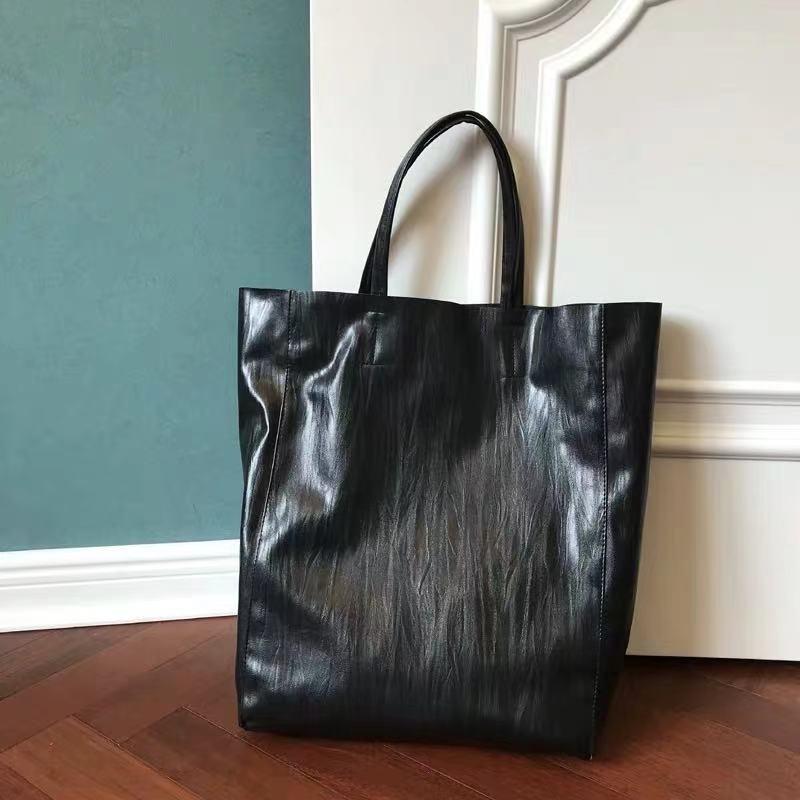 Sac à bandoulière HBP 04 sac à bandoulière grande capacité Sacs à provisions en cuir de grande capacité