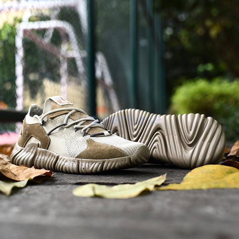 الولايات المتحدة 5.5 EUR 43 رخيصة تري سحر سرعة الجوارب المدرب 3.0 الاحذية ضوء تان الرجال النساء المدربين الرياضية أحذية رياضية