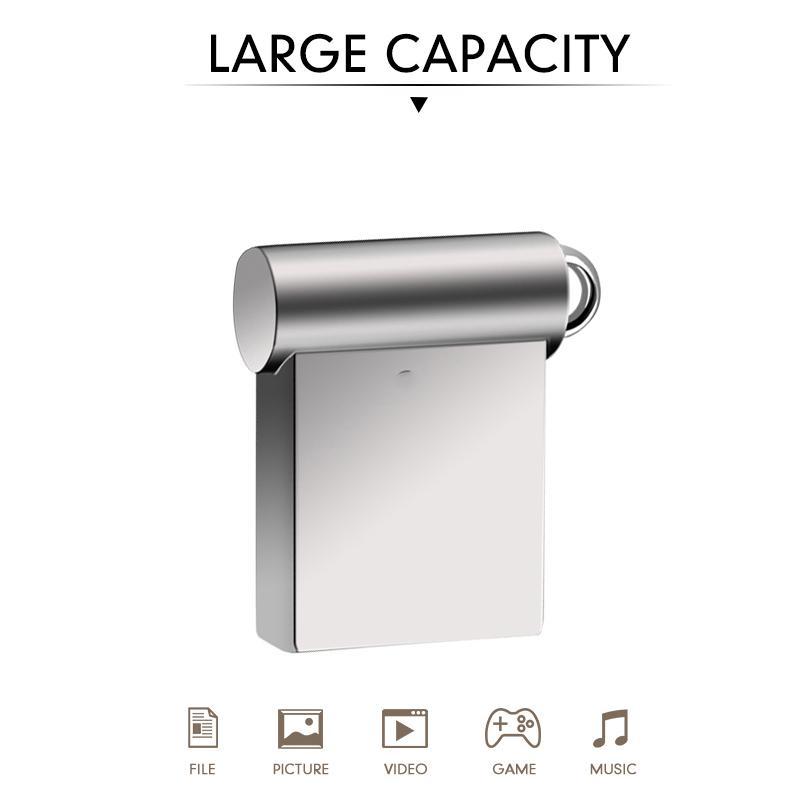 펜 드라이브 32GB USB 플래시 드라이브 128MB 16GB 플래시 드라이브 금속 Pendrive 8GB USB 스틱 플래시 U 디스크 CLE FlashDrive Memoria USB