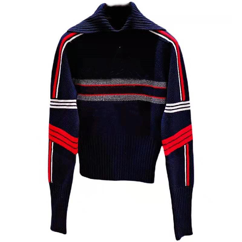 2021 мужской свитер высокого качества дизайнер роскошный пуловер двойной буквы SW едок классические мужчины и женщины одинаково одежда SS