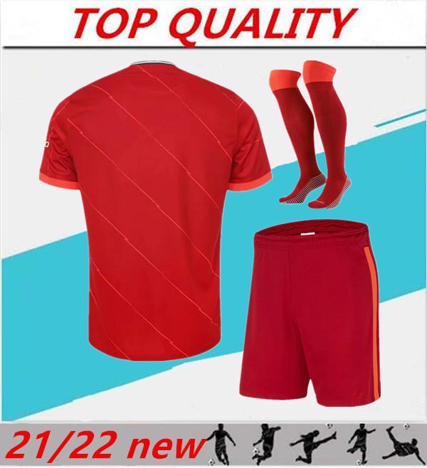 Hommes 2020 2021 Kits de football à la maison Troisième Jersey de football 20/21 Maillot de Foot Camisola de Futebol Adult Football Shirt Kits