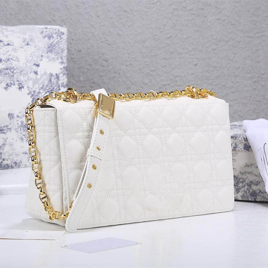 جودة عالية hobo أكياس الكتف الإبط أزياء سبعة شبكة حقيبة حمل مصمم الفاخرة الروطان check lambskin جلد المرأة سلسلة حقيبة crossbody