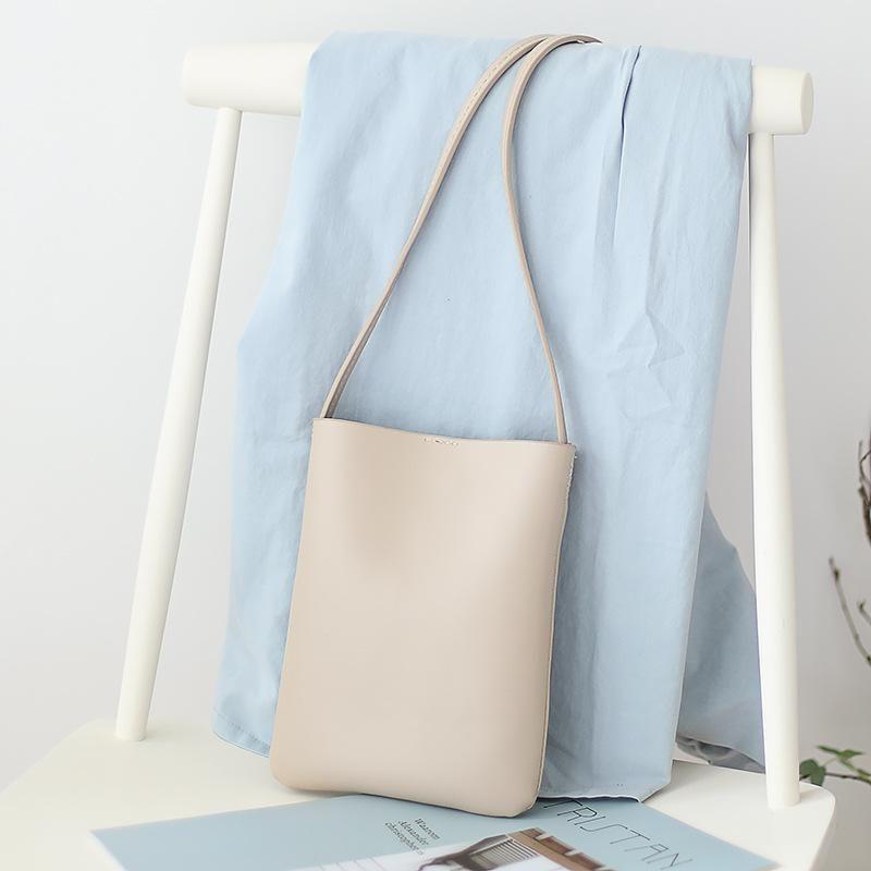 Сумки на плечо Корейский ретро стиль вертикальный мобильный телефон сумка и универсал маленький одноместный с простым мягким лицом