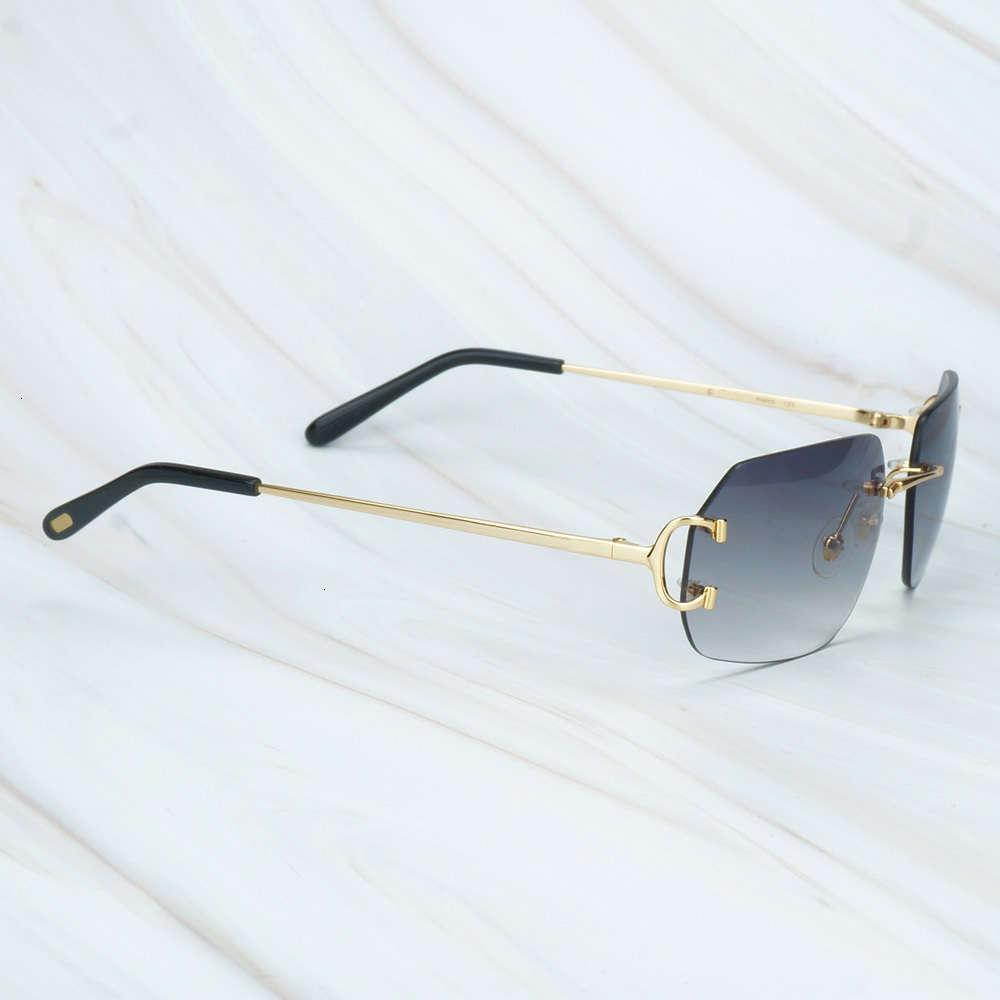 Мода мужчин дизайнерские очки женщин высокого качества пляж случайные солнцезащитные очки для вождения роскошных оттенков 3LQI