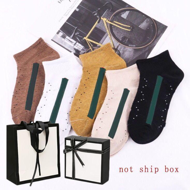 Uomini donne calze di moda lettera modello miscela colori in vendita calda vendita casual biancheria intima da uomo comodo calzini di alta qualità