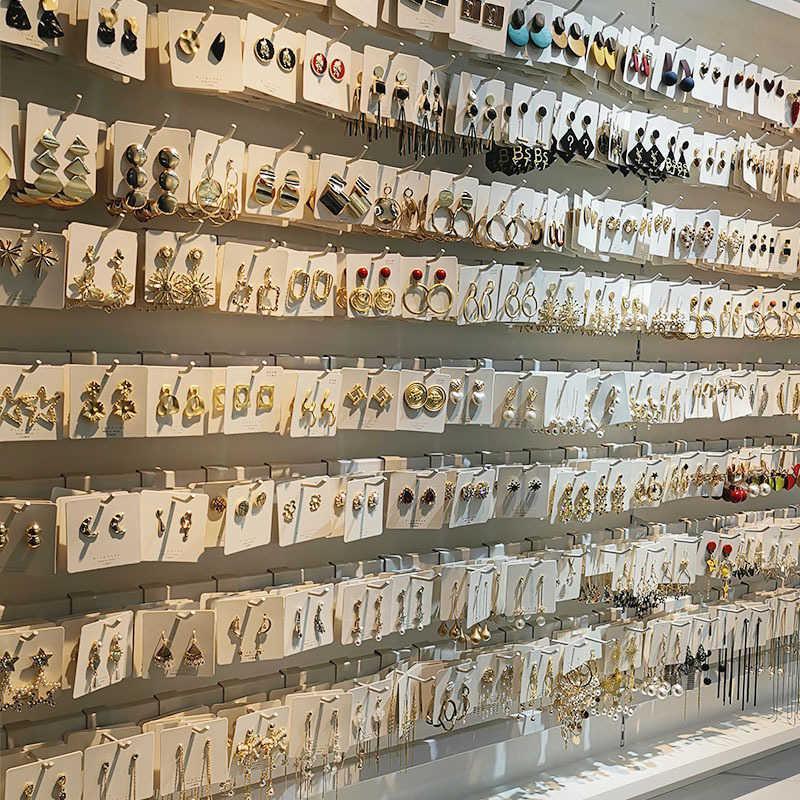 Прохладный стиль длинная девушка сердце жемчужина кисточка женская S925 серебряная иглина мода мода простые Earringsiqqqqqqqqqqqqqqqqqqqqqqu
