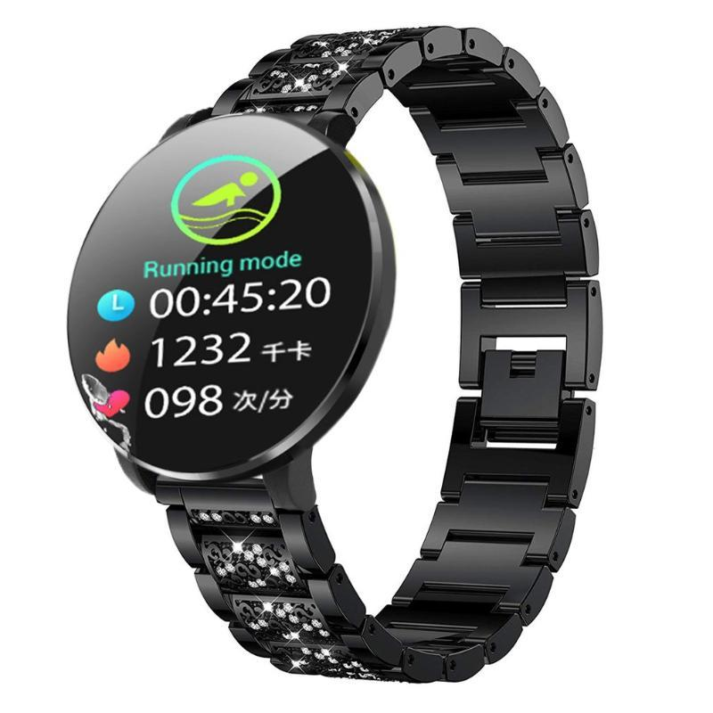 Smart Watches G40 G40 orologio a colori ad alta definizione Schermo a colori Braccialetto con frequenza cardiaca compatibile Braccialetto multifunzionale