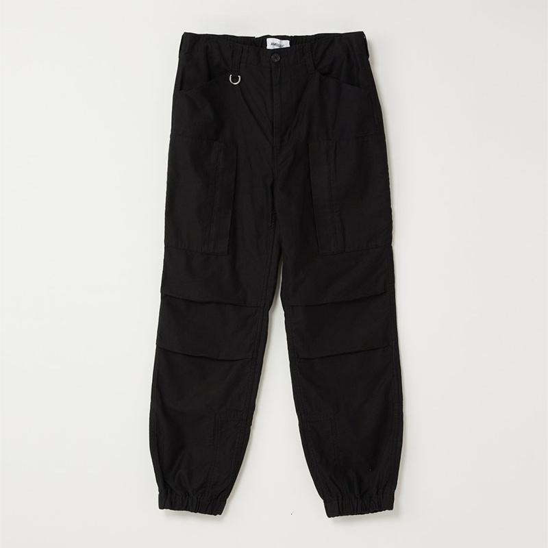 Vuelo Ambush Cargo Pantalones Masculinos Cordon Práctica Varios Bolsillos Funcionales Sweetpants OUX6
