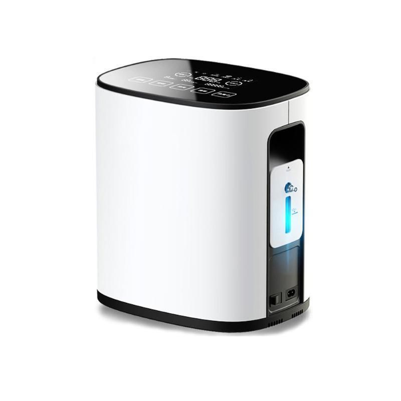 Hava Temizleyici Ev Küçük Taşınabilir Oksijen Makinesi Oksijen Yapımı Yaşlı Hamile Kadınlar için Aile Inhaler Jeneratör