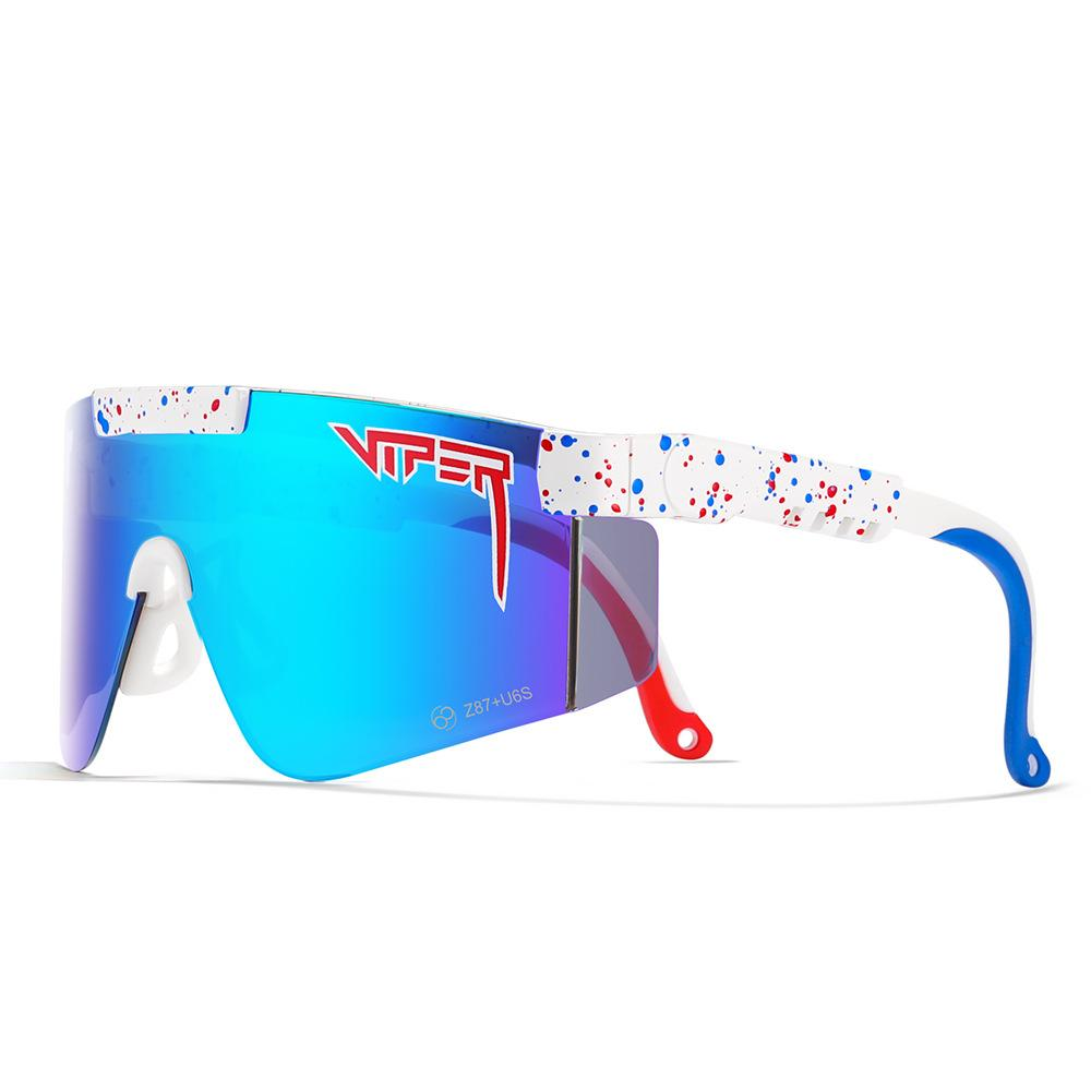 2021 New Summer Pit Viper Cycling Glasses for Men TR90 Large Frame Outdoor Sports Mens Sunglasses with UV400 PV05