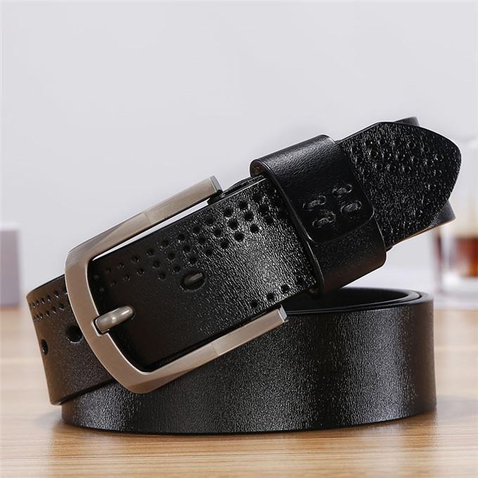 Nuove 2020 cinghie da cinghiale di alta qualità con cinghie di cuoio della scatola cinghie per le donne Cowboy Casual Fashion Fashion Jewjew Jewel Bick Belt Trasporto libero