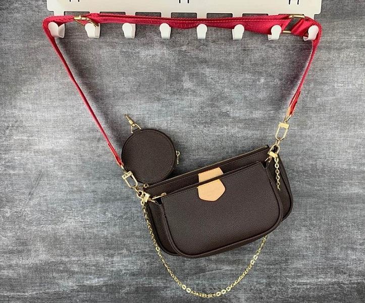 Handtaschen Tote Geldbörsen Frauen Taschen Multi Pochette Accessoires Neue Mode Frauen Kleine Duffle Umhängetasche Kette Crossbody Womenbags Berühmt