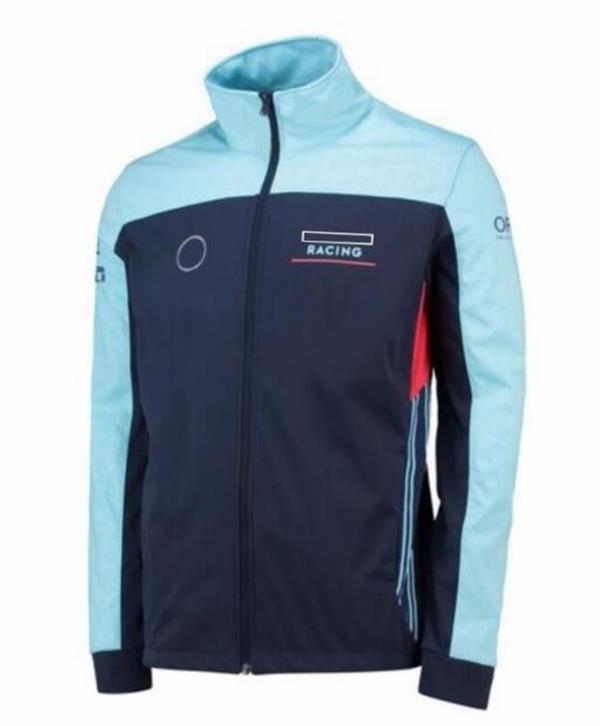2021f1 Équipe Jersey New Racing Sweat à capuche personnalisée avec le même style