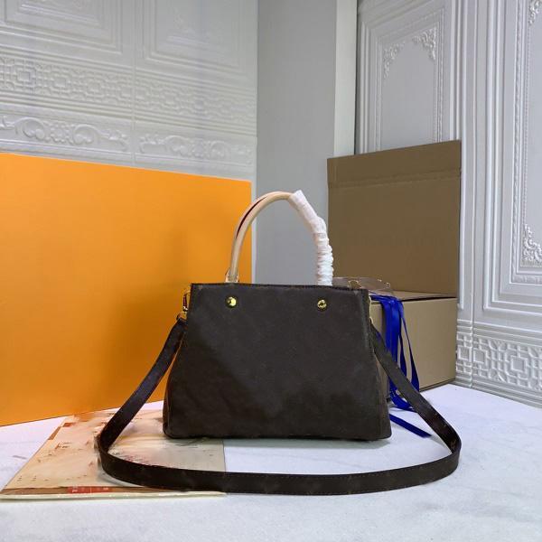 Sac 2021Top Taille de sac à main en cuir de la ligne Dames de haute qualité 29cm, 33cm, 39cm épaule à la mode Kukco