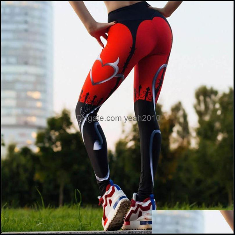 Exercise Wear Athletic Outdoor Apparel Sports & Outdoorswomen Girls Sha Sportswears High Elastic Dancing Running Tights Fitness Yoga Gym Out