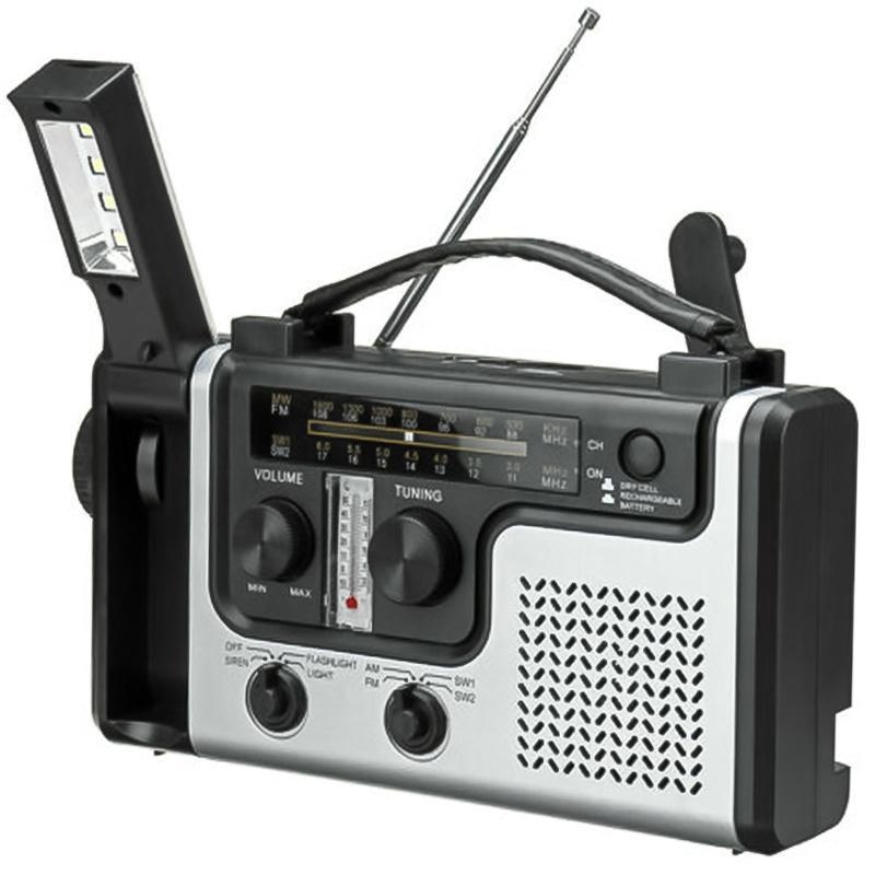 야외 다기능 태양열 라디오 휴대용 FM / AM 내장 스피커 지원 LED 비상 테이블 램프