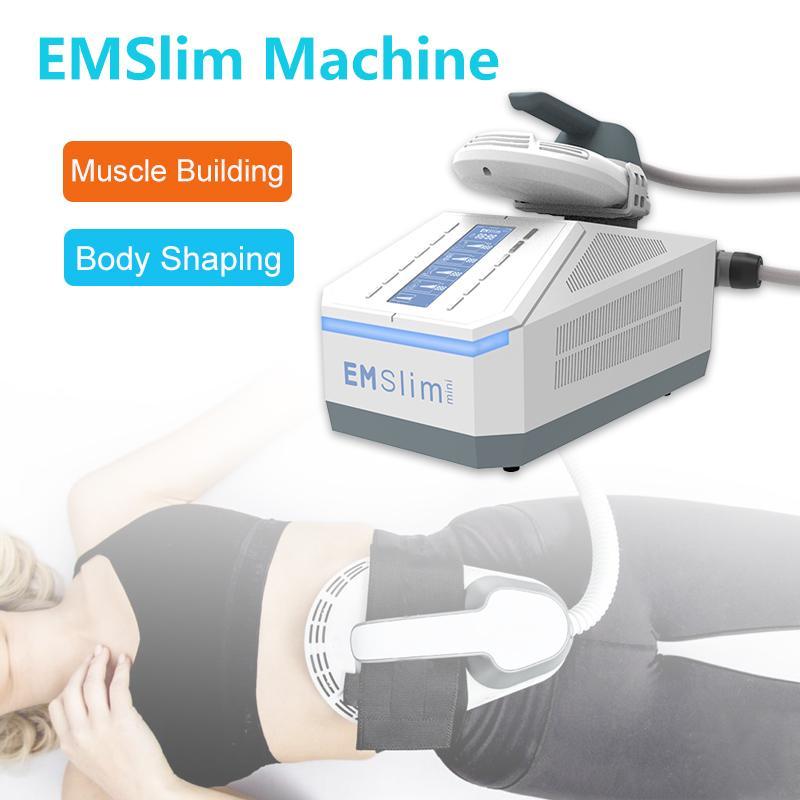 Popular estimulación muscular electrónica HIEMT CUERPO QUE PANTENIMIENTO QUEMADURA FATERIA FUERA DE ALTA INTENSIDAD Electromagnético no invasivo