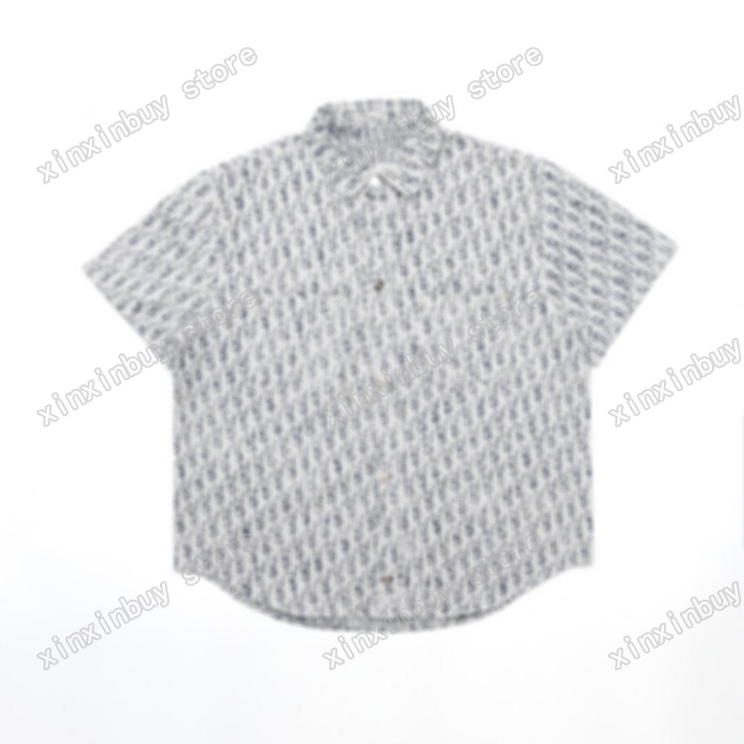 21SS Designer Tee Top Mens Donne T-Shirt T-shirt Milano Doppia Lettera D Ricamo uomo cristiano Man Paris Moda T-shirt manica corta Lussurys Tshirts Bianco nero