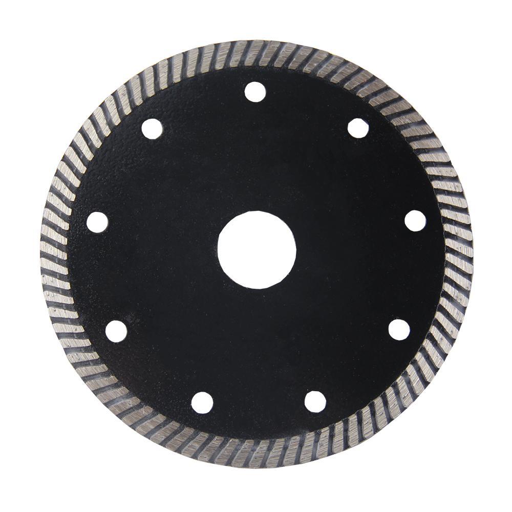 5125mm Diamond Saw Blade Sintered Hot Pressed Granite Stone Cutting Segment Concrete Metal Cutting Disc