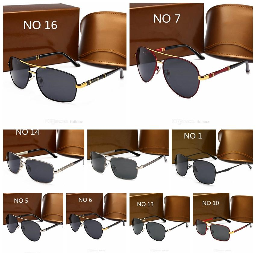 5a + qualidade óculos de sol de luxo UV400 óculos de sol de esportes para homens e mulheres verão sol óculos ao ar livre bicicleta sol 16 cores