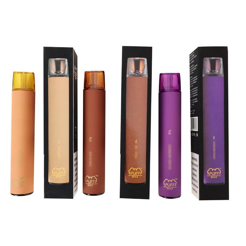 2000 년 퍼프 일회용 vape 펜 퍼프 최대 전자 담배 제조 업체 전자 Cig 증기 8.5ml 포드