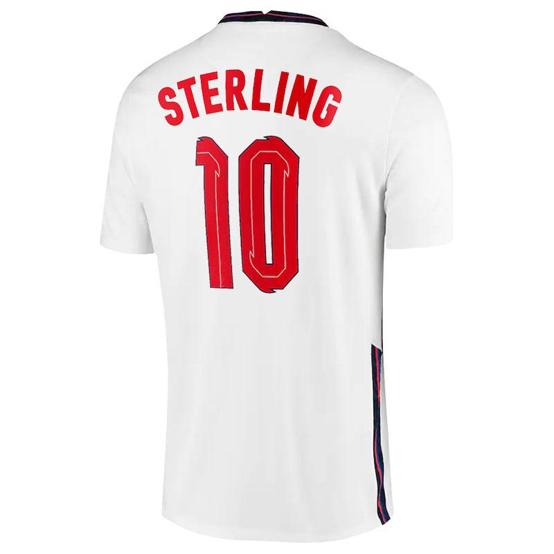 332211 2021 Sancho Rashford Inglaterra Futebol Jerseys Kane Sterling Vardy Grealish National Team Kit de futebol Top Quality 20 21 Camisetas Branco Azul Jersey Men Kits Kits