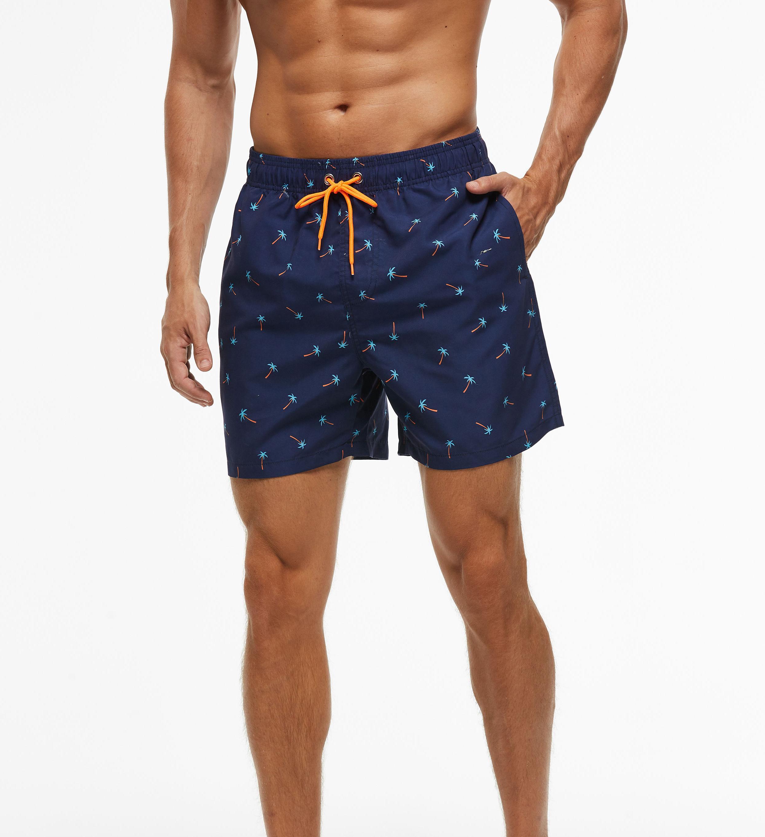 남성 수영 트렁크 퀵 드라이 해변 반바지 주머니와 함께 슈퍼 패션 보드 반바지 남자 인쇄 된 해변 수영 망 체육관 짧은 바지 06