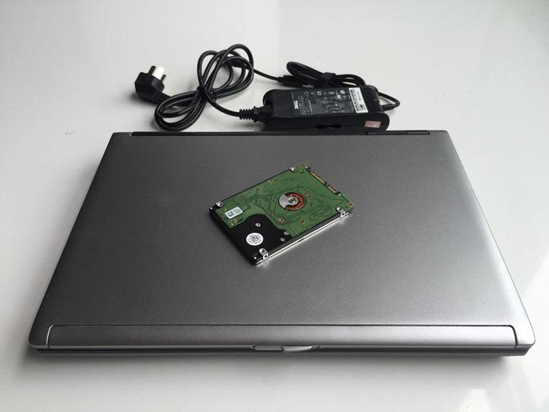 소프트웨어 AllData가있는 사용 된 노트북 D630 4G 모든 데이터 2IN1은 잘 설치되어 있고 1TB HDD를 사용할 준비가되었습니다.