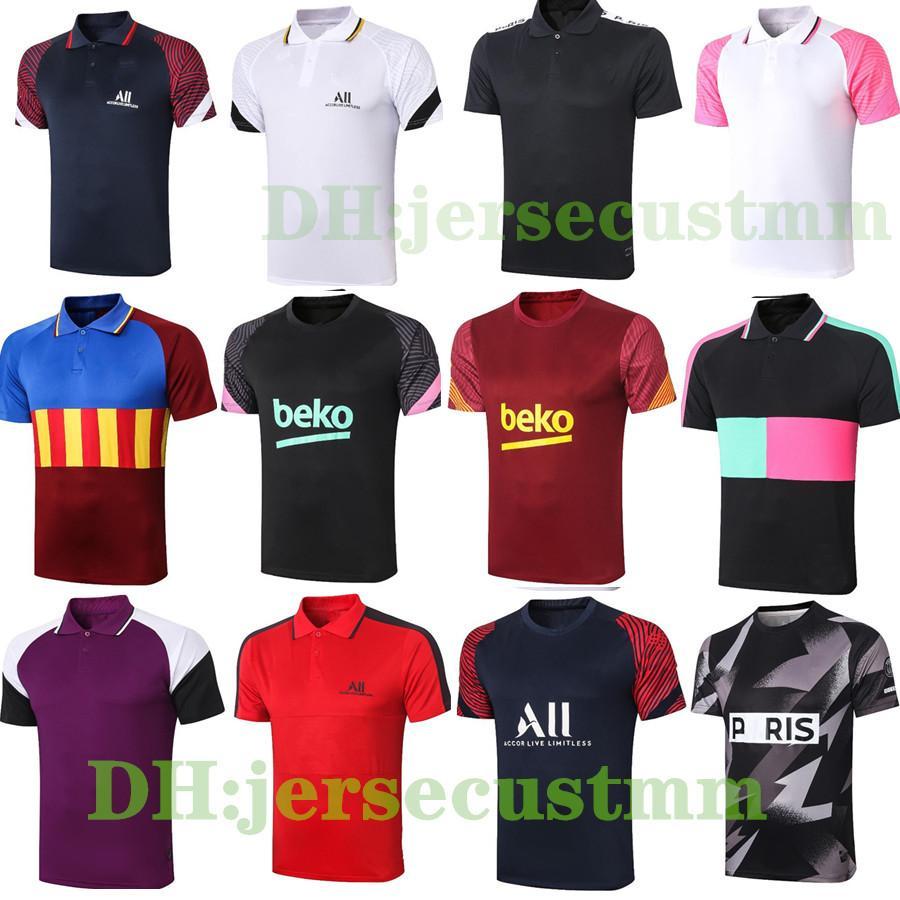 Maillot de futebol novo 2021 2022 Designer polo camisas masculinas designer polo camisas adultos de futebol jersey futebol jerseys 21/22 versão player