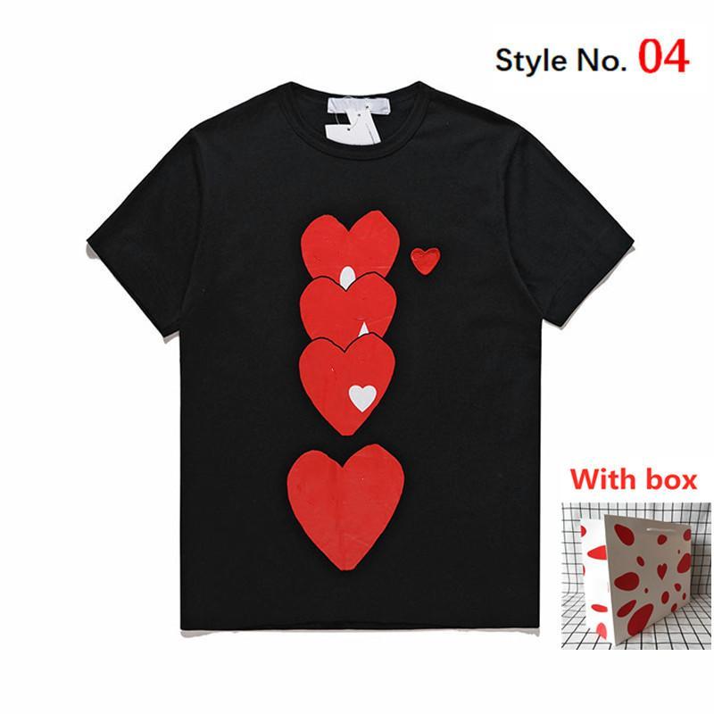 Erkek T-shirt kadın Kısa Kollu Yüksek Kaliteli Yaz Tees Mektubu Baskı Hip Hop Tarzı Giysileri ile Etiket Kutusu