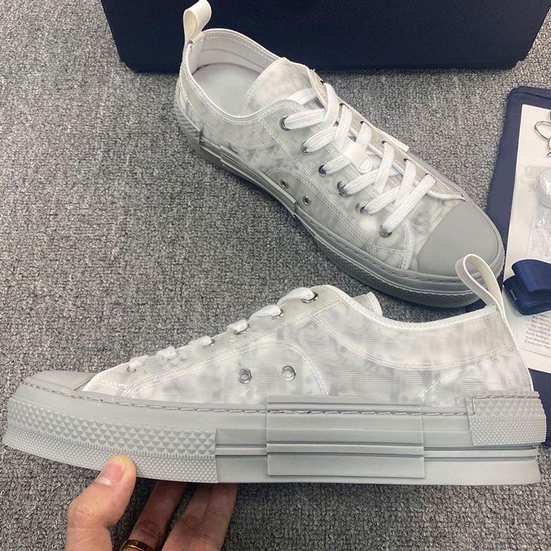 2021 Bahar En Kaliteli Ayakkabı Düşük Üst Eğik Erkek Kadın Rahat Ayakkabılar Tüm Maç Moda Tasarımcı Sneakers ile