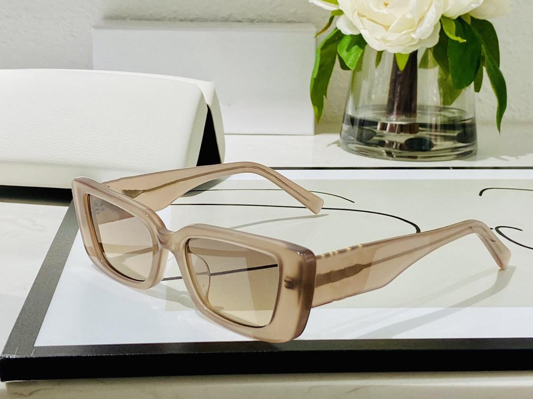 Moda 4382 Lüks Tasarımcılar Güneş Gözlüğü Kadınlar Için Erkek Tasarımcı Güneş Gözlükleri Açık Drive Tatil Yaz Polarize Kadın Sunglass Kutusu