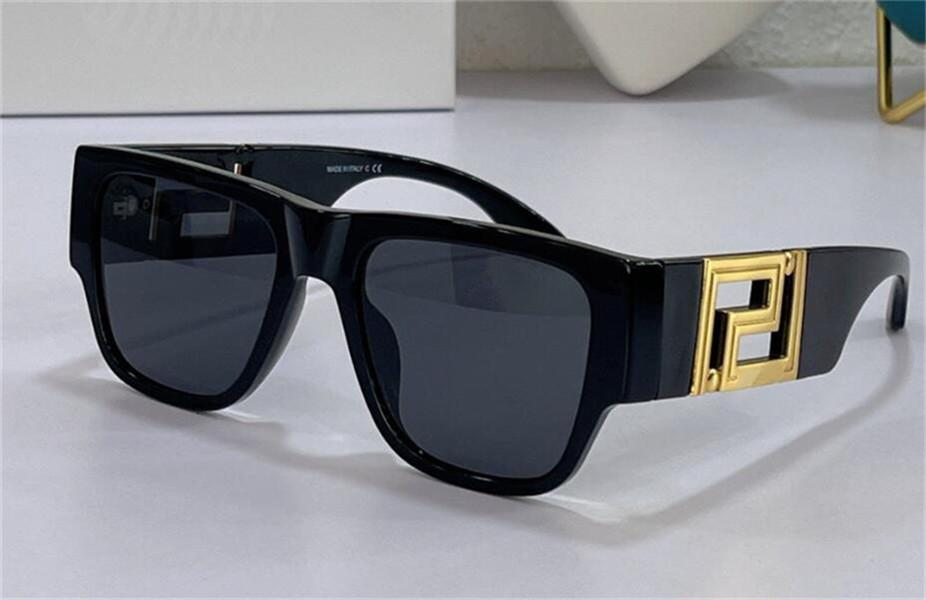 Simple fashion style sunglasses 4403 square frame design men and women glasses outdoor anti - UV protection eyewear with original box top quality