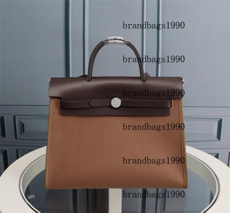 31cm 2021 donne borse moda borse da giardino Borsa a tracolla da giardino Lady bowhide in vera pelle e tela borsa da partito all'ingrosso