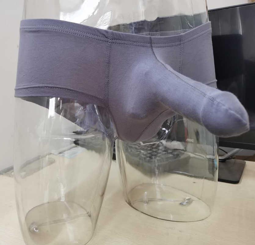 Underpants Men's Cotton Soft comfortable sheath Gay Erotic Boxer Underwear