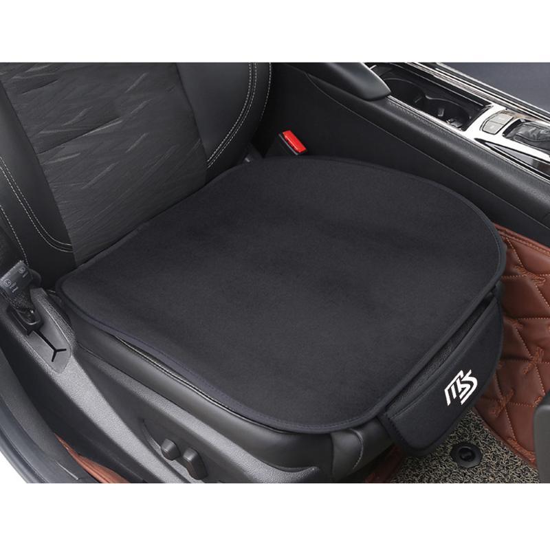 Capas de assento de carro 1 PC Pelúcia de almofada de almofada de almofada de almofada para MS CX5 CX3 CX7 CX8 CX9 MX5 Demio Axela