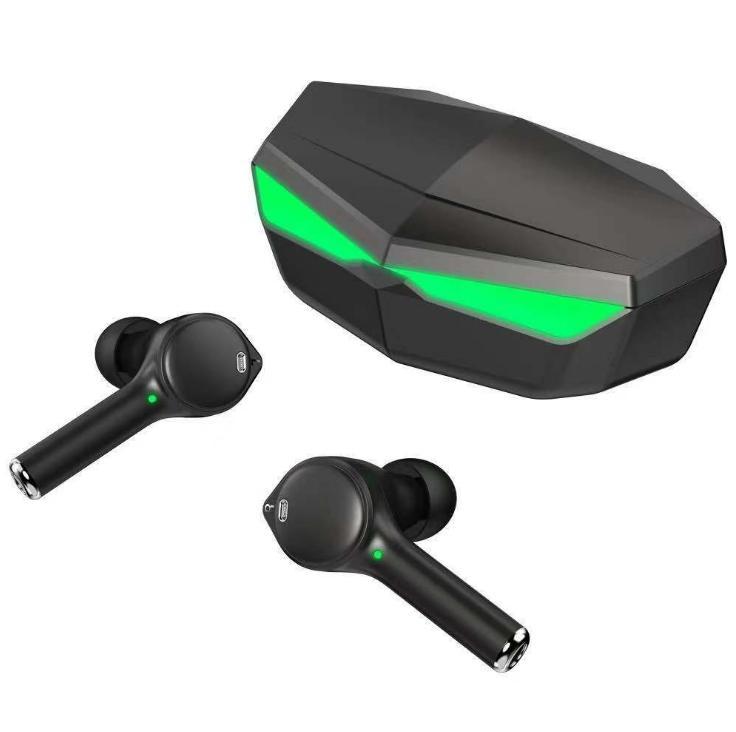 N8-g baixo latência touch contrar tws anc gaming fone de ouvido sem fio bluetooth impermeável fones de ouvido barulho cancelamento de ruído