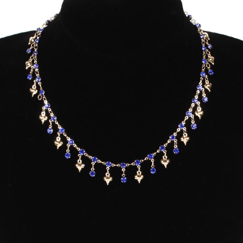 Collares colgantes Conjunto de moda Set Auger Peach Heart Accessories Street Snap Romántico Personalidad de las mujeres Sautoir XL805