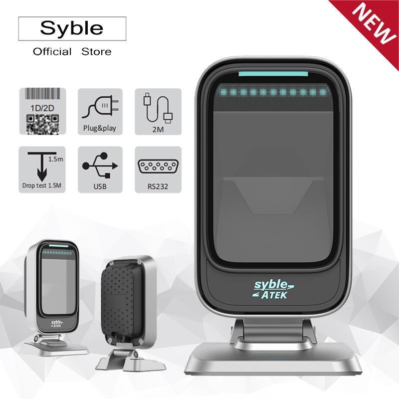 Дизайн бренда 2D сканер штрих-кода с высокоскоростным устройством Smart Chip для мобильных платежей сканеров AK-9208