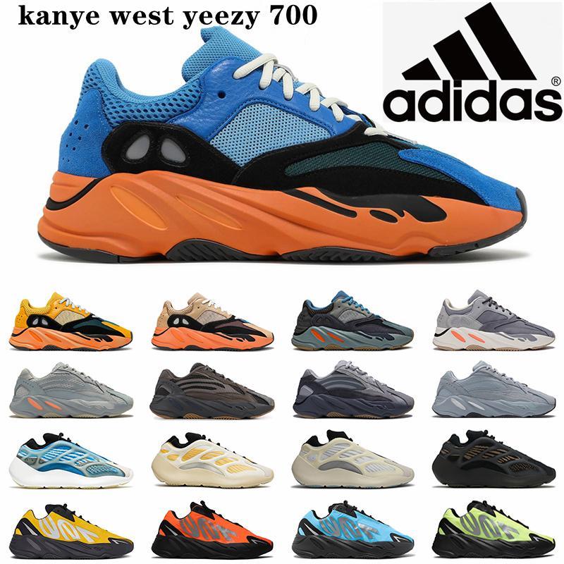 enfant boost 2021 Wave Runner yeezy yeezys yezzy yezzys 700 V1 V2 V3 V3 MNVN Uomini Donne Scarpe Donne Soltaneo Sole Argilla Brown Azareth Alvah Azael Bone Inertia Sneakers