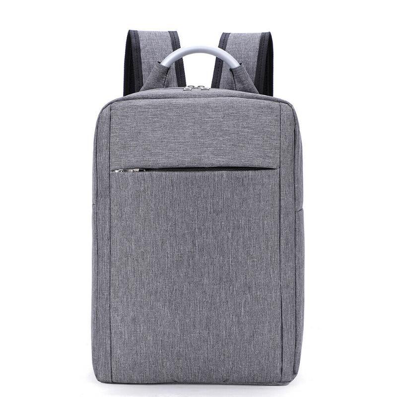 Backpack Fashion Men's Travel Bag Oxford Bags USB Charging Business Laptop School
