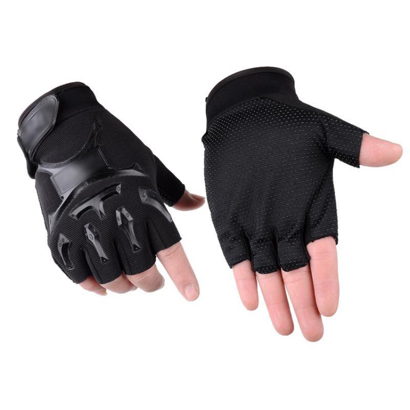 Велосипедные перчатки, едущие осень Полугольники мужские специальные силы нескользящие тактические тонкие виды спорта на открытом воздухе