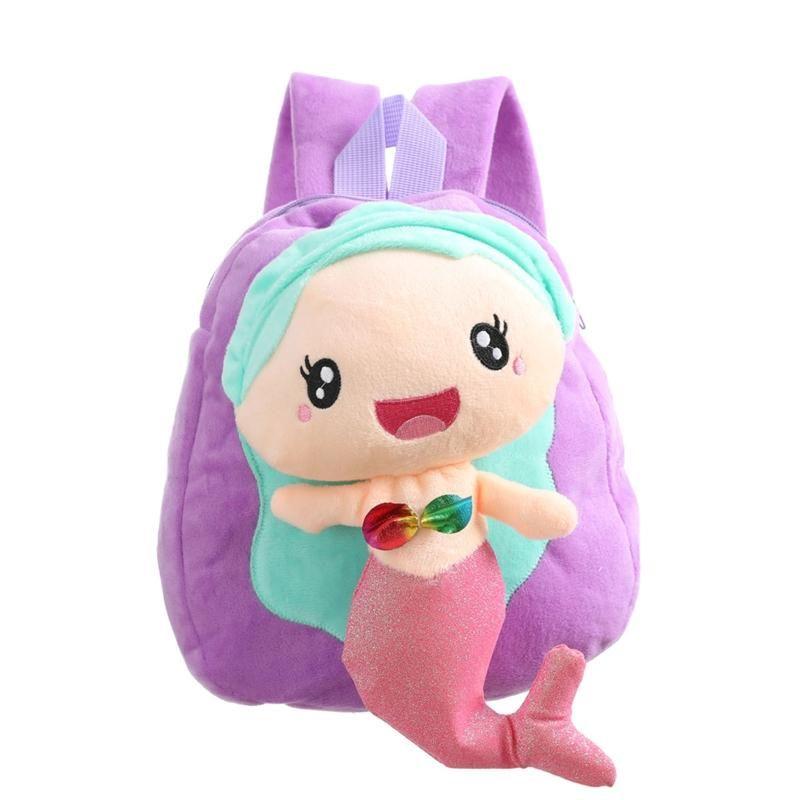 Cartoon Backpack School Zaino Spallacco Bookbag Bambini Viaggi Daypack per bambini Ragazze Borse