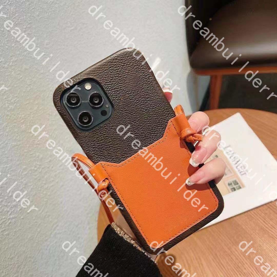 Casos de telefone para iPhone 12 Pro Max 12mini 11 11PRO 11PROMAX 7 8 PLUS X XS XR XSMAX PU Couro Caso Designer Shell Protetora Totalder Capa