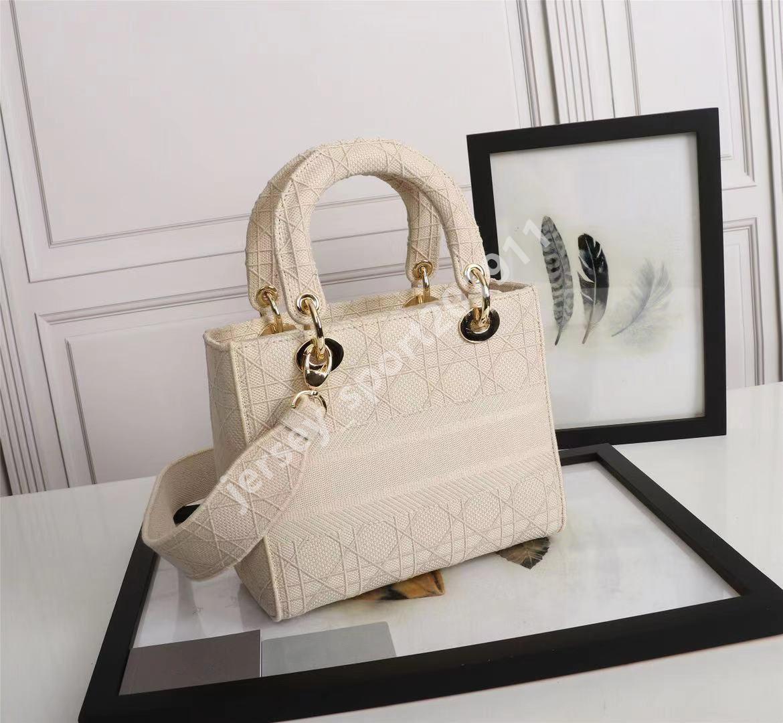 أعلى الفمز مصممين Vannogg 2021 نمط مصمم حقيبة الماس التطريز قماش أكياس المألوف عالية الجودة قطري الكتف سيدة حقيبة 245 سنتيمتر