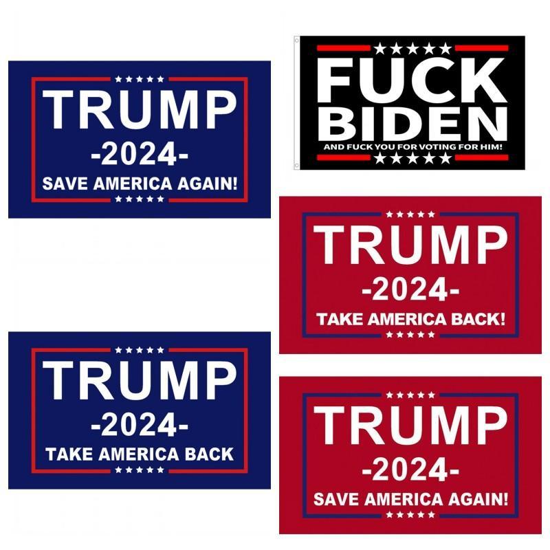 ترامب العلم 2024 الانتخابات العلم راية دونالد ترامب العلم إبقاء أمريكا عظيم مرة أخرى إيفانكا ترامب أعلام 150 * 90 سنتيمتر 3x5ft 722 v2